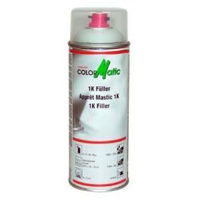 Autogrundierung DUPLI COLOR 874987 für Auto (CM Füller grau 400, Inhalt: 400ml)