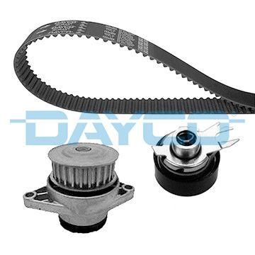 DAYCO  KTBWP3550 Wasserpumpe + Zahnriemensatz