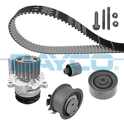 DAYCO  KTBWP4410 Water pump and timing belt kit