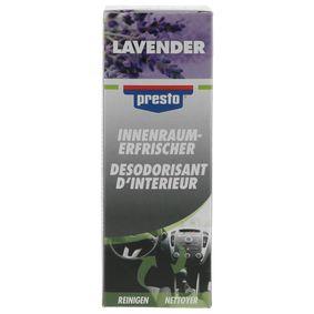 PRESTO Desinfectante / purificador de ar condicionado 157097