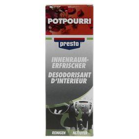PRESTO препарат за почистване / дезифенктант за климатизатора 157103