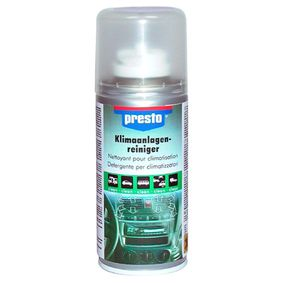 PRESTO Desinfectante / purificador de ar condicionado 157103