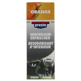 PRESTO препарат за почистване / дезифенктант за климатизатора 157127