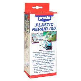 PRESTO Kit de réparation, réparation des plastiques 189975