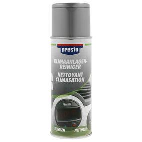 PRESTO препарат за почистване / дезифенктант за климатизатора 215995