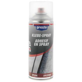 Sprühkleber PRESTO 306321 für Auto (Inhalt: 400ml, Klebespray 400ml)