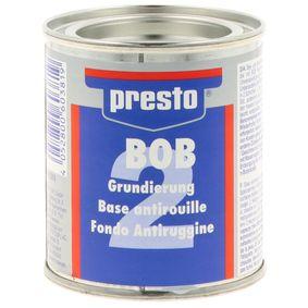 Pintura para imprimación del automóvil PRESTO 603819 para auto (Rostschutz Grund. 100ml, Contenido: 100ml)