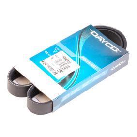 V-Ribbed Belts 6PK900 OCTAVIA (1Z3) 1.6 LPG MY 2012