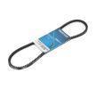 DAYCO Keilriemen 10A0875C für AUDI COUPE (89, 8B) 2.3 quattro ab Baujahr 05.1990, 134 PS