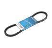 DAYCO Keilriemen 13A0800C für AUDI 80 Avant (8C, B4) 2.0 E 16V ab Baujahr 02.1993, 140 PS