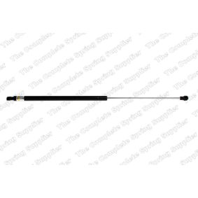 Gas Spring, boot- / cargo area 8135729 CIVIC 8 Hatchback (FN, FK) 1.4 (FK1, FN4) MY 2015