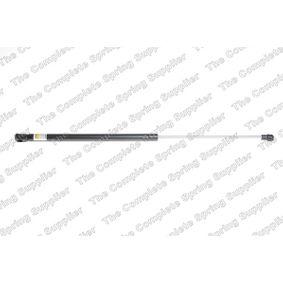 Heckklappendämpfer / Gasfeder mit OEM-Nummer 8731 L0