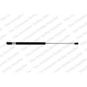 Heckklappendämpfer / Gasfeder mit OEM-Nummer 6Q6 827 550 D