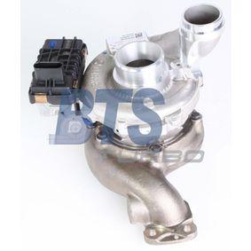 Turbocompresor, sobrealimentación control eléctrico con OEM número 642 090 6280