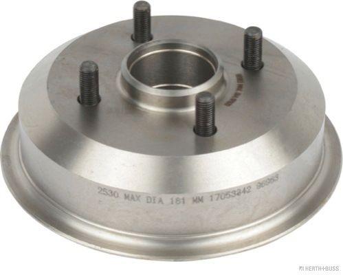 HERTH+BUSS JAKOPARTS  J3403001 Brake Drum