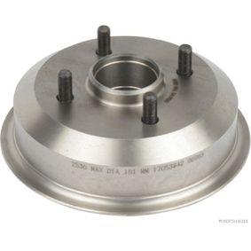 Brake Drum with OEM Number 4034886