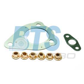 Montagesatz, Abgasanlage VW PASSAT Variant (3B6) 1.9 TDI 130 PS ab 11.2000 BTS TURBO Montagesatz, Lader (T931045ABS) für