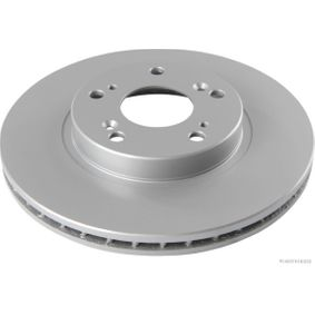 Brake Disc Brake Disc Thickness: 23mm, Num. of holes: 5, Ø: 282mm with OEM Number 45251-S7A-E11