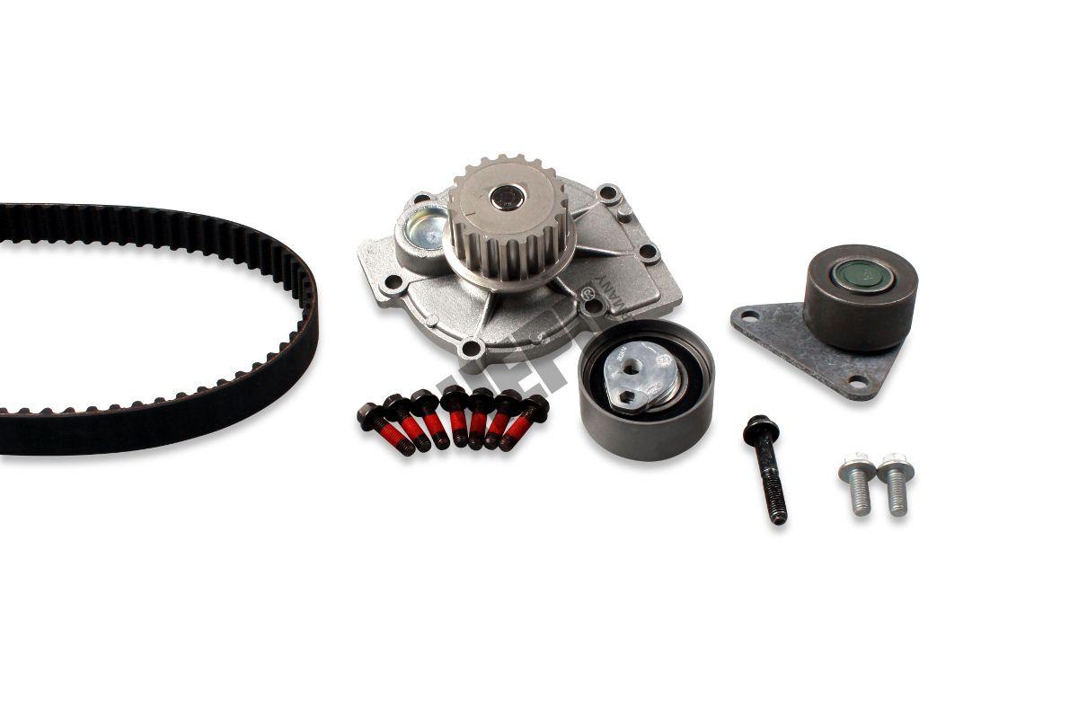 HEPU  PK00560 Water pump and timing belt kit Width: 23mm