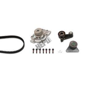Wasserpumpe + Zahnriemensatz Breite: 23mm mit OEM-Nummer 6G9N-8591-AA