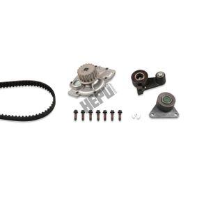 Wasserpumpe + Zahnriemensatz Breite: 23mm mit OEM-Nummer 6G9N859-1AA