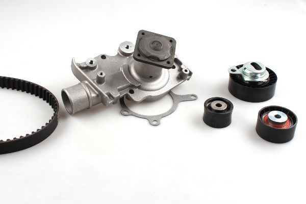 HEPU  PK02240 Wasserpumpe + Zahnriemensatz Breite: 25,4mm