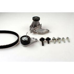 Wasserpumpe + Zahnriemensatz Breite: 22mm mit OEM-Nummer 3121917-6