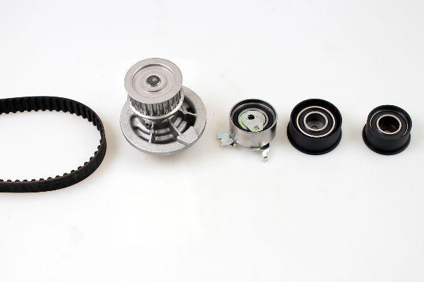 HEPU  PK03161 Wasserpumpe + Zahnriemensatz Breite: 24mm