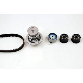 HEPU  PK03162 Wasserpumpe + Zahnriemensatz Breite: 24mm
