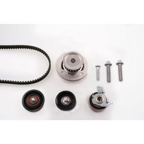 HEPU  PK03171 Wasserpumpe + Zahnriemensatz Breite: 20mm