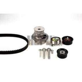 HEPU  PK03172 Wasserpumpe + Zahnriemensatz Breite: 20mm