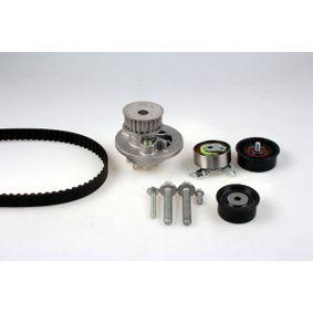 HEPU  PK03240 Wasserpumpe + Zahnriemensatz Breite: 20mm