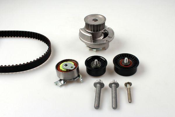 HEPU  PK03270 Wasserpumpe + Zahnriemensatz Breite: 20mm