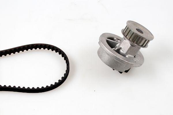 HEPU  PK03870 Wasserpumpe + Zahnriemensatz Breite: 15mm