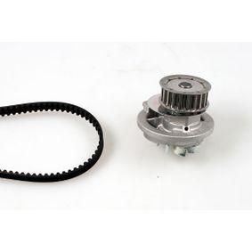 Водна помпа+ к-кт ангренажен ремък PK03980 Astra F Caravan (T92) 2.0 i (F08, C05) Г.П. 1994