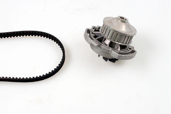 HEPU  PK05150 Wasserpumpe + Zahnriemensatz Breite: 19mm