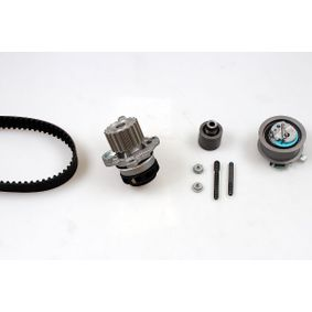 Water pump and timing belt kit Width: 30mm with OEM Number 038198119C