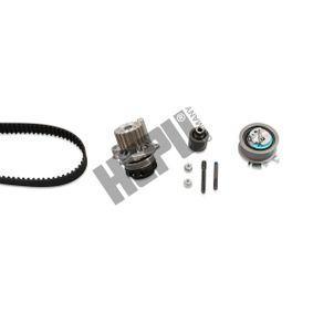 Wasserpumpe + Zahnriemensatz Breite: 30mm mit OEM-Nummer 038.121.011K