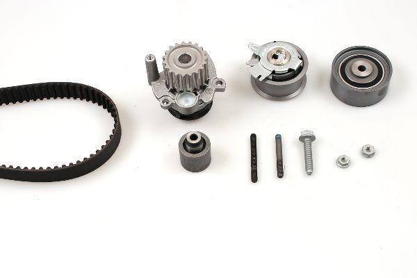 HEPU  PK05511 Water pump and timing belt kit Width: 30mm