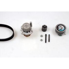 Wasserpumpe + Zahnriemensatz Breite: 30mm mit OEM-Nummer 045121011B