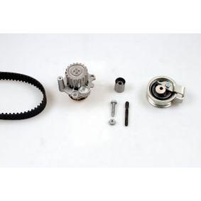 Bomba de Agua + Kit de Distribución SKODA FABIA Combi (6Y5) 1.9 TDI de Año 04.2000 100 CV: Bomba de agua + kit correa distribución (PK05541) para de HEPU