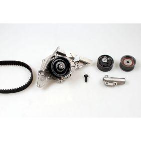 Wasserpumpe + Zahnriemensatz Breite: 30mm mit OEM-Nummer 078 109 244 J
