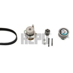 HEPU  PK05650 Wasserpumpe + Zahnriemensatz Breite: 30mm