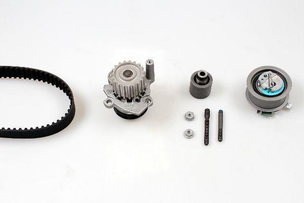 HEPU  PK05690 Wasserpumpe + Zahnriemensatz Breite: 30mm