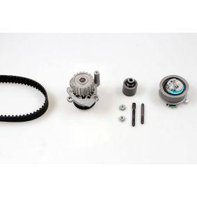 HEPU  PK05690 Set pompa apa + curea dintata Latime: 30mm