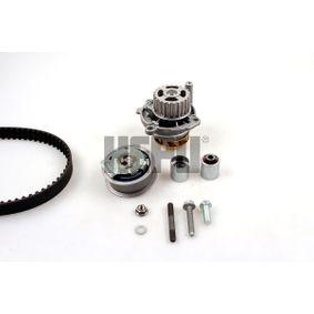 Wasserpumpe + Zahnriemensatz Breite: 23mm mit OEM-Nummer 06B.121.011QX