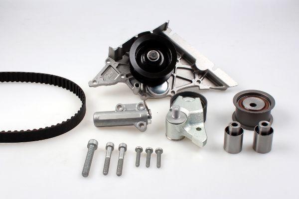 HEPU  PK05791 Wasserpumpe + Zahnriemensatz Breite: 30mm