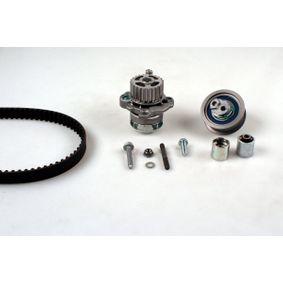 Kit cinghia distribuzione, pompa acqua PK05870 GOLF 6 (5K1) 2.0 GTi ac 2012