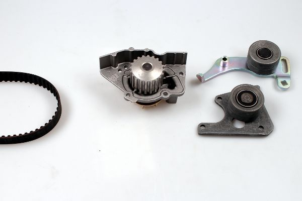 HEPU  PK08360 Wasserpumpe + Zahnriemensatz Breite: 25,4mm