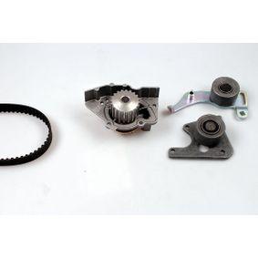 Wasserpumpe + Zahnriemensatz Breite: 25,4mm mit OEM-Nummer 25111-29000
